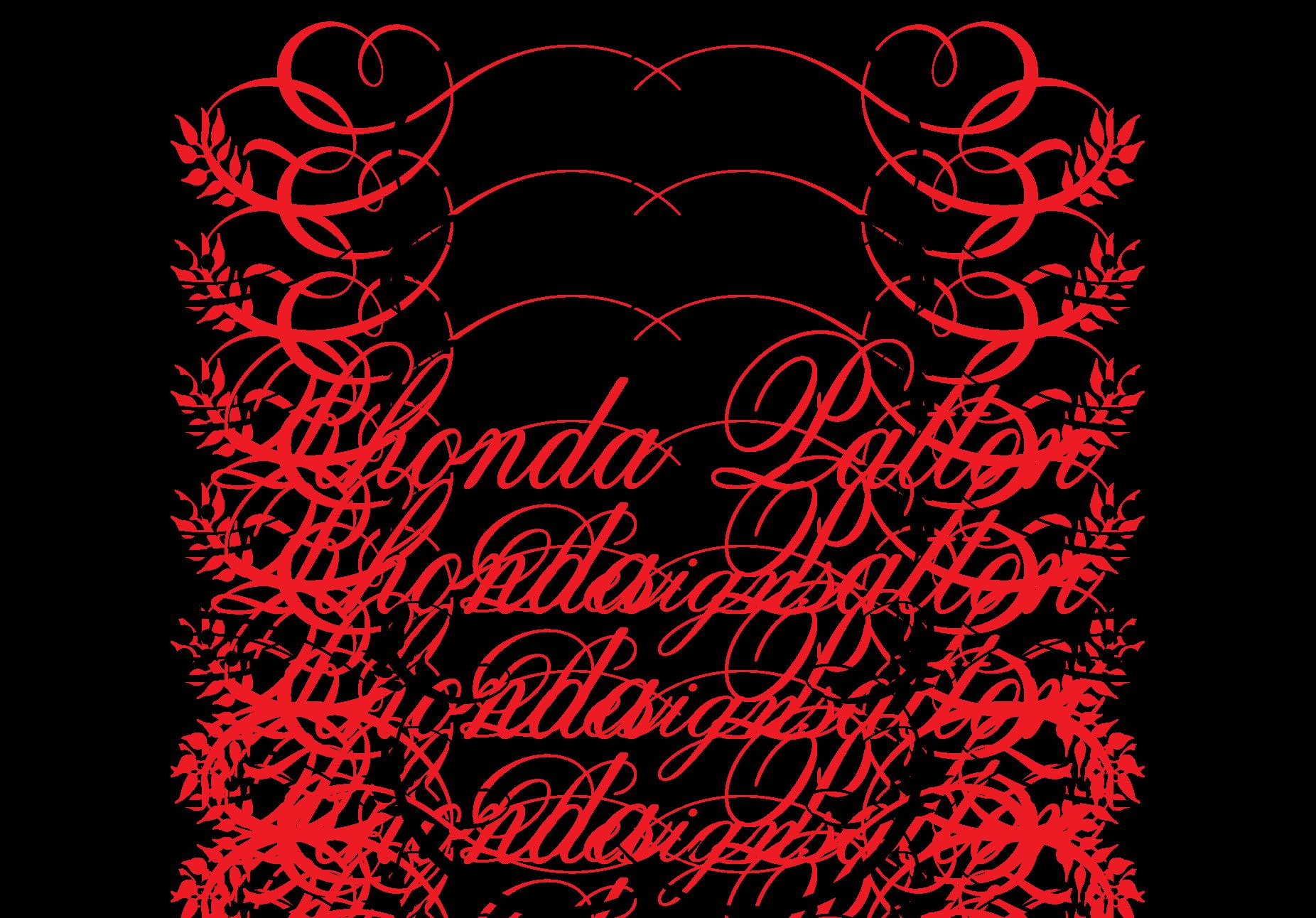floral design rhonda patton designs paper me wonderful